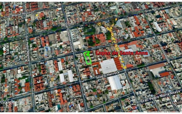 Foto de terreno habitacional en venta en  , martín carrera, gustavo a. madero, distrito federal, 1645128 No. 07