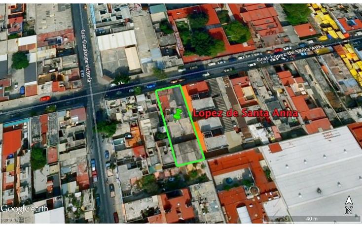 Foto de terreno habitacional en venta en  , mart?n carrera, gustavo a. madero, distrito federal, 1645128 No. 08