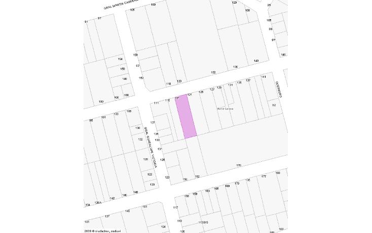 Foto de terreno habitacional en venta en  , martín carrera, gustavo a. madero, distrito federal, 1645128 No. 09