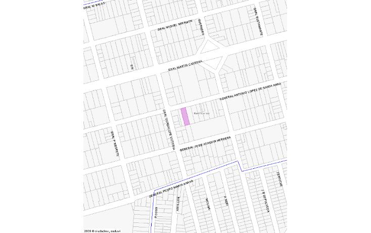 Foto de terreno habitacional en venta en  , martín carrera, gustavo a. madero, distrito federal, 1645128 No. 10