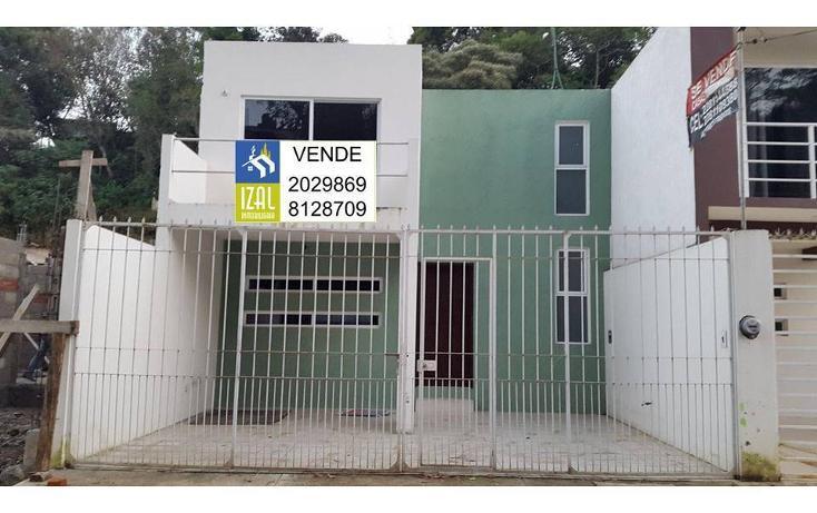 Foto de casa en venta en  , mártires de chicago, xalapa, veracruz de ignacio de la llave, 1373631 No. 01