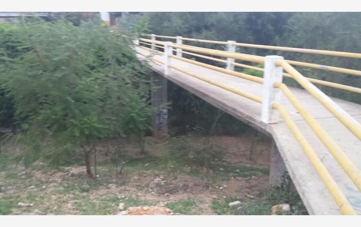 Foto de terreno habitacional en venta en martires de rio blanco 202, pozas arcas, oaxaca de ju?rez, oaxaca, 1571344 No. 01
