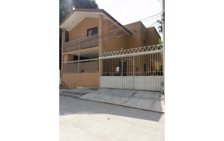 Foto de casa en venta en  , martock, tampico, tamaulipas, 1458983 No. 01