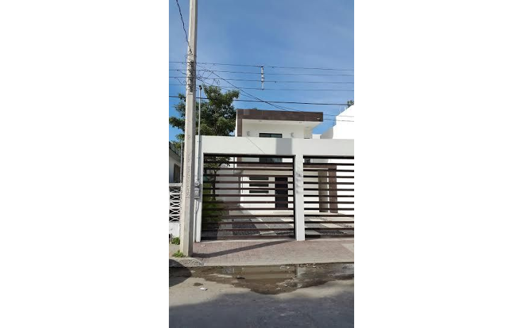 Foto de casa en venta en  , martock, tampico, tamaulipas, 1693096 No. 01