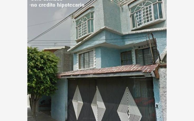 Foto de casa en venta en  , cerro de la estrella, iztapalapa, distrito federal, 538643 No. 03
