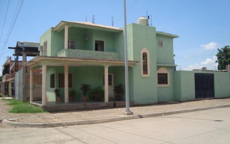 Foto de casa en venta en marzo esquina pino 1250 , álamos i, ahome, sinaloa, 1709702 No. 01