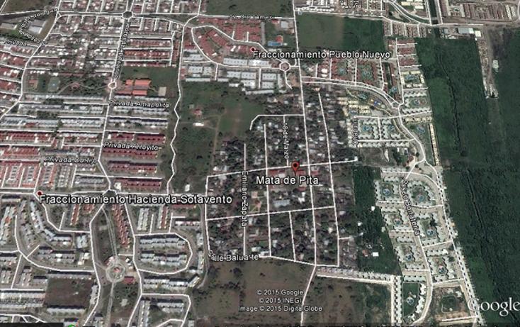 Foto de terreno comercial en venta en  , mata de pita, veracruz, veracruz de ignacio de la llave, 2632050 No. 01