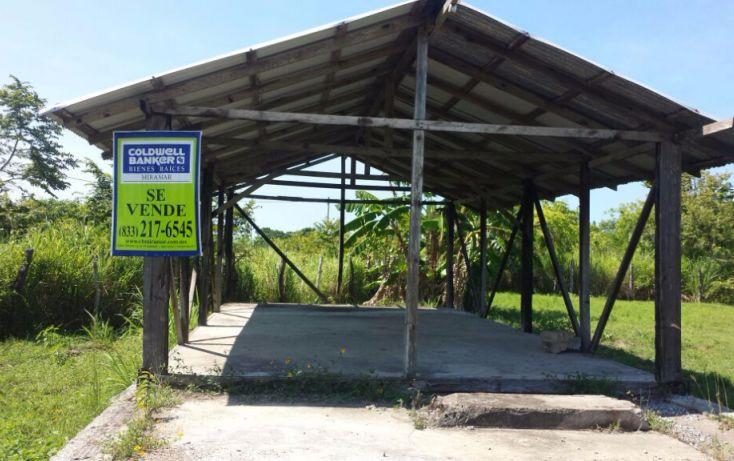 Foto de terreno habitacional en venta en, mata redonda, pueblo viejo, veracruz, 1042557 no 02
