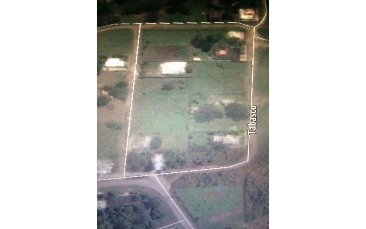 Foto de terreno habitacional en venta en  , mata redonda, pueblo viejo, veracruz de ignacio de la llave, 1277993 No. 03