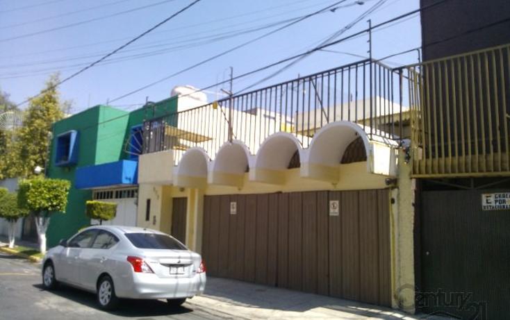 Foto de casa en venta en  , lindavista norte, gustavo a. madero, distrito federal, 1808572 No. 01