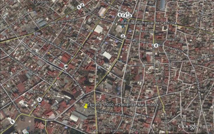 Foto de terreno comercial en venta en matamoros 222, la palma, pachuca de soto, hidalgo, 815653 no 01