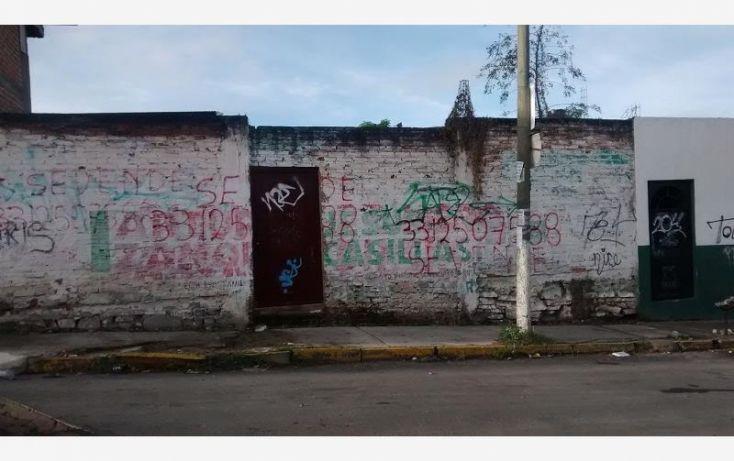 Foto de terreno habitacional en venta en matamoros 511, san elias, tonalá, jalisco, 1454049 no 01