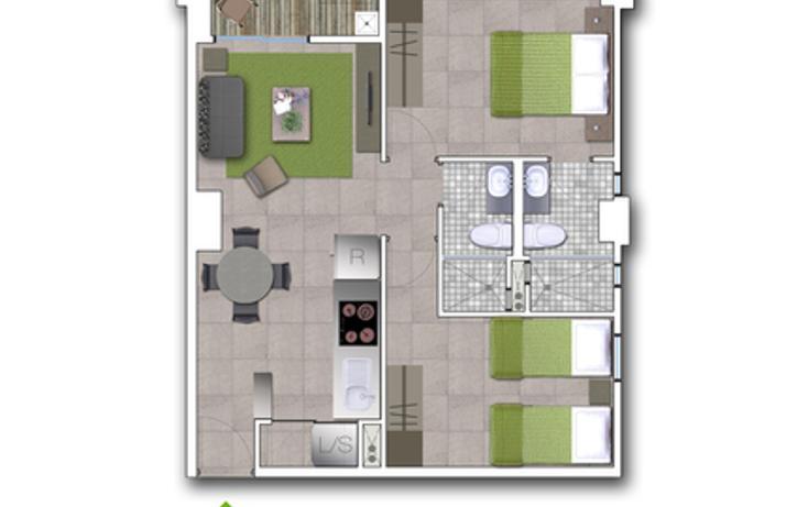 Foto de departamento en venta en matamoros 584-1606 , monterrey centro, monterrey, nuevo león, 1704856 No. 01