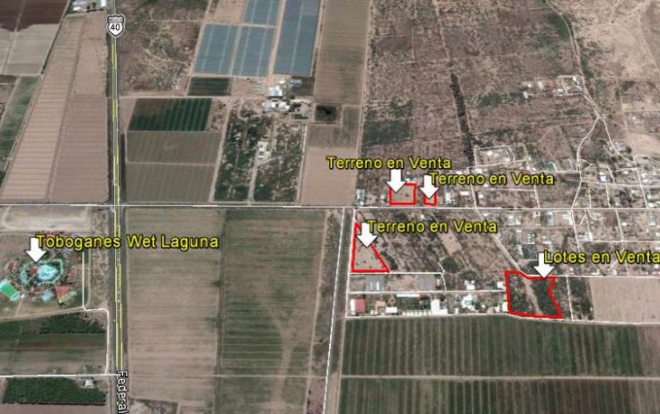 Foto de terreno comercial en venta en, matamoros de la laguna centro, matamoros, coahuila de zaragoza, 1718770 no 02
