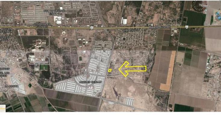 Foto de terreno habitacional en venta en, matamoros de la laguna centro, matamoros, coahuila de zaragoza, 982499 no 03