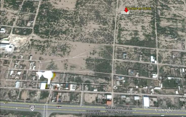Foto de terreno comercial en venta en  , matamoros, matamoros, coahuila de zaragoza, 960469 No. 02