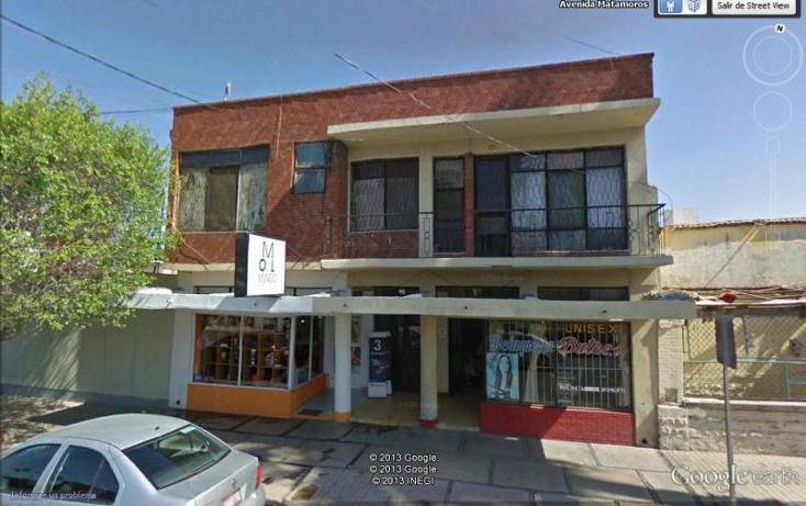 Foto de edificio en venta en matamoros poniente 942, torreón centro, torreón, coahuila de zaragoza, 382512 No. 01