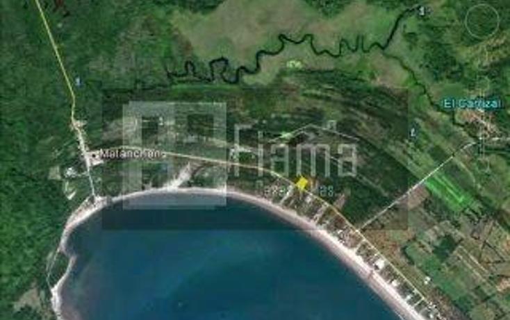 Foto de terreno habitacional en venta en  , matanchen, san blas, nayarit, 1131613 No. 02