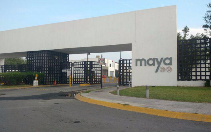 Foto de casa en venta en, maya, guadalupe, nuevo león, 1286737 no 01
