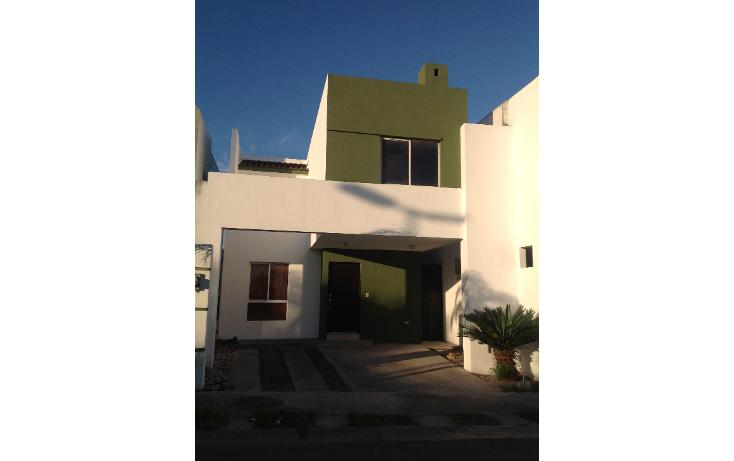 Foto de casa en venta en  , maya, guadalupe, nuevo león, 1564574 No. 01