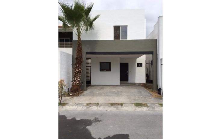 Foto de casa en venta en  , maya, guadalupe, nuevo le?n, 1786990 No. 01