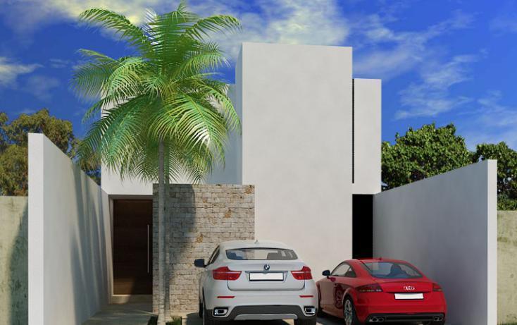Foto de casa en venta en  , maya, mérida, yucatán, 1166641 No. 01
