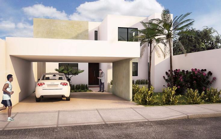 Foto de casa en venta en  , maya, mérida, yucatán, 1172303 No. 01