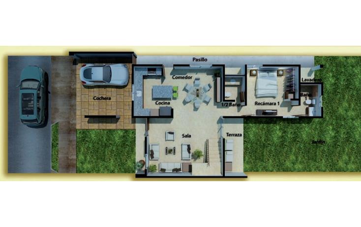Foto de casa en venta en  , maya, m?rida, yucat?n, 1193261 No. 10