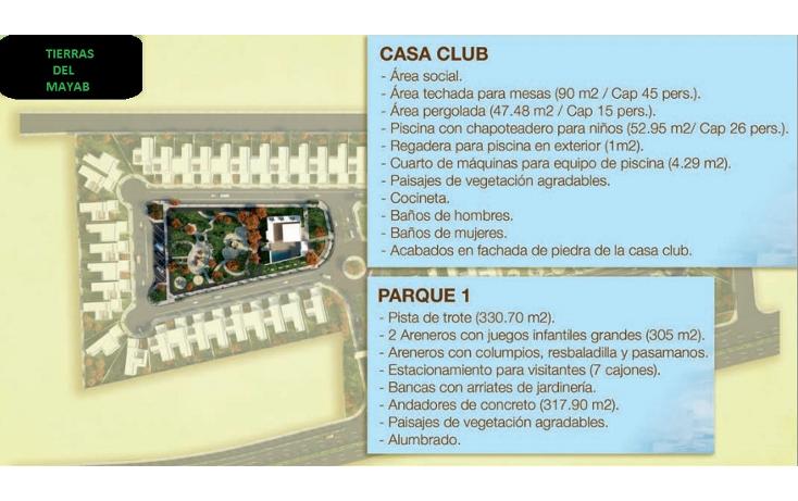 Foto de casa en venta en  , maya, m?rida, yucat?n, 1193261 No. 14