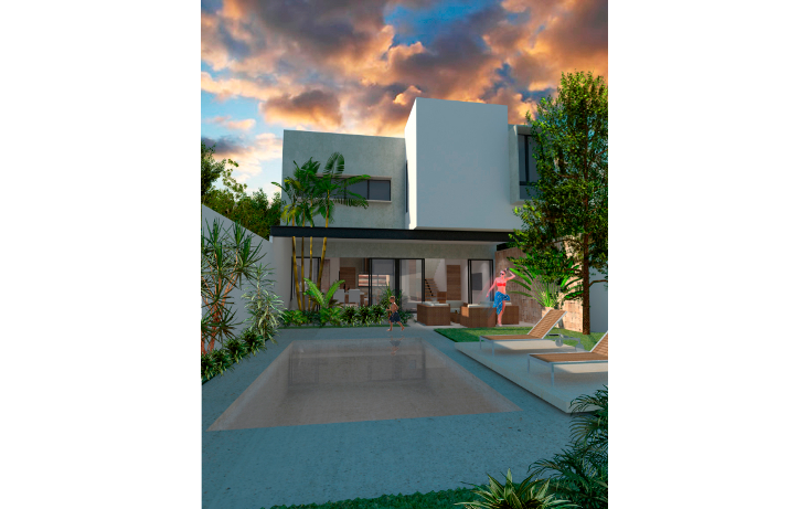 Foto de casa en venta en  , maya, mérida, yucatán, 1251875 No. 03