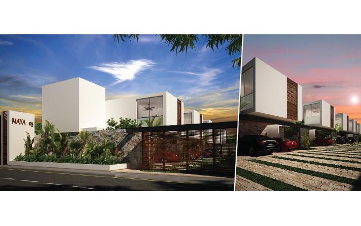 Foto de casa en venta en  , maya, mérida, yucatán, 1294621 No. 04