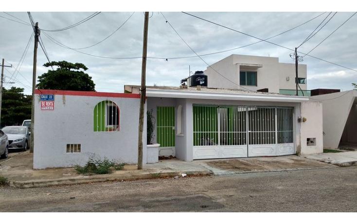 Foto de departamento en renta en  , maya, m?rida, yucat?n, 1407955 No. 01