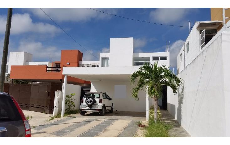 Foto de casa en renta en  , maya, mérida, yucatán, 1443893 No. 01