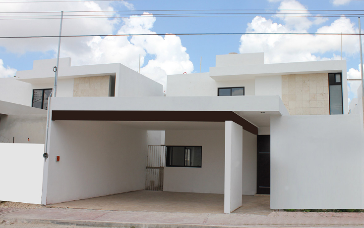 Foto de casa en venta en  , maya, mérida, yucatán, 1468125 No. 01