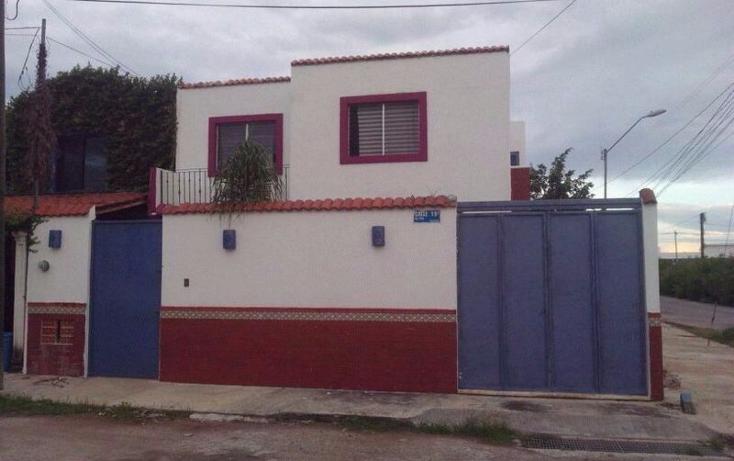 Foto de casa en renta en  , maya, mérida, yucatán, 1661456 No. 01