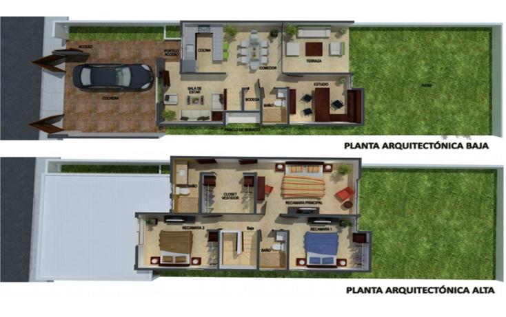Foto de casa en venta en  , maya, m?rida, yucat?n, 1663520 No. 06