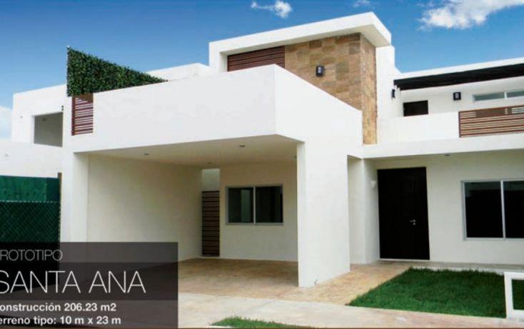 Foto de casa en venta en, maya, mérida, yucatán, 1776706 no 01