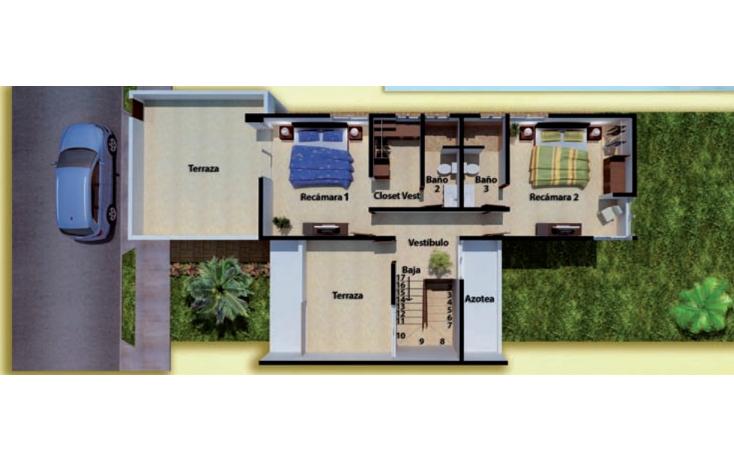 Foto de casa en venta en  , maya, m?rida, yucat?n, 1776706 No. 04