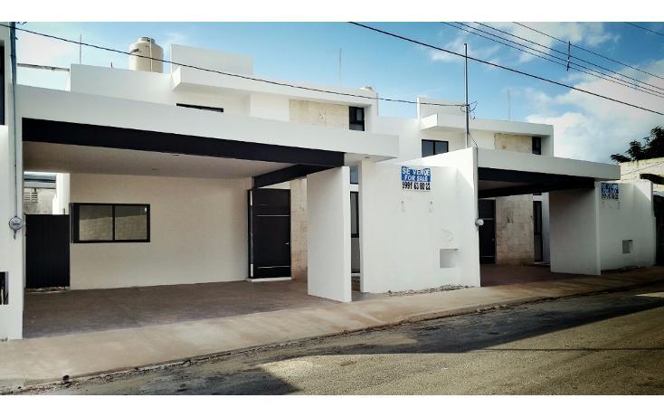 Foto de casa en venta en  , maya, mérida, yucatán, 2017486 No. 01