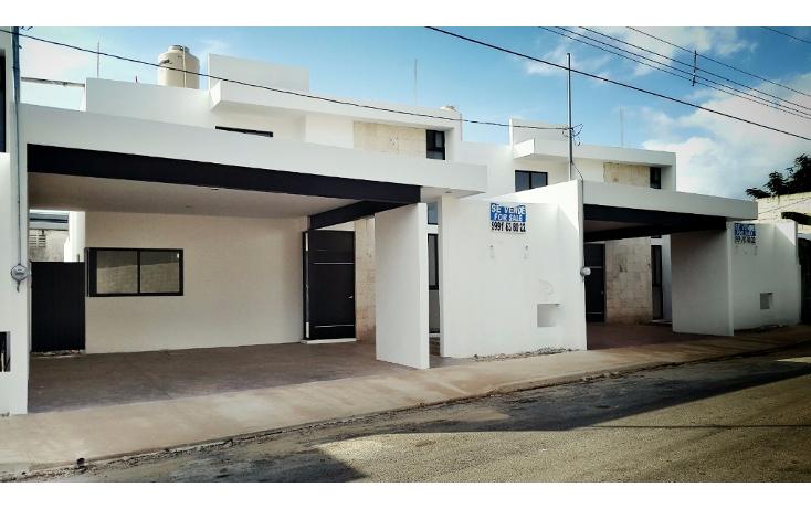 Foto de casa en venta en  , maya, mérida, yucatán, 2019892 No. 01