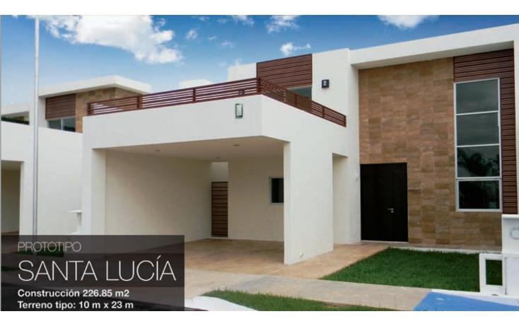 Foto de casa en venta en  , maya, mérida, yucatán, 2036546 No. 01