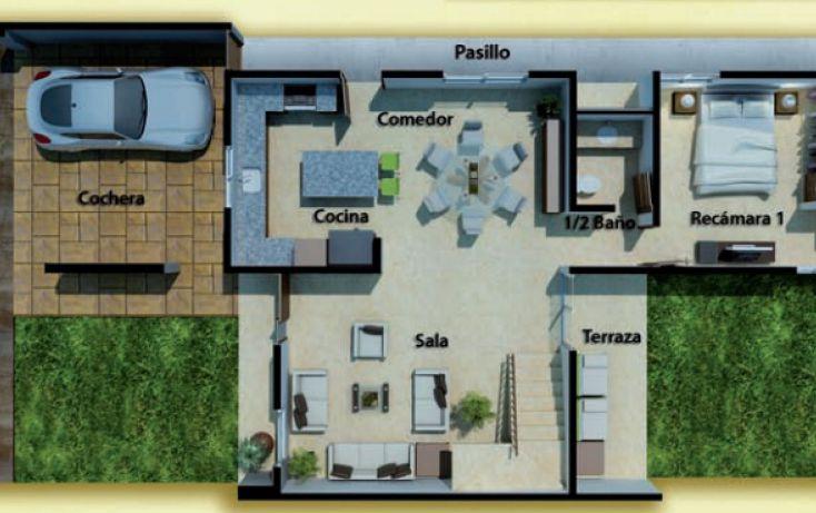 Foto de casa en venta en, maya, mérida, yucatán, 2036546 no 05