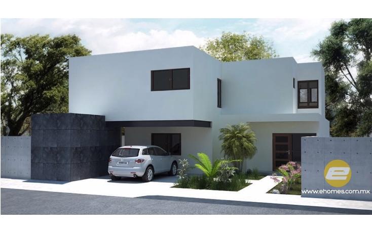 Foto de casa en venta en  , maya, m?rida, yucat?n, 727339 No. 01