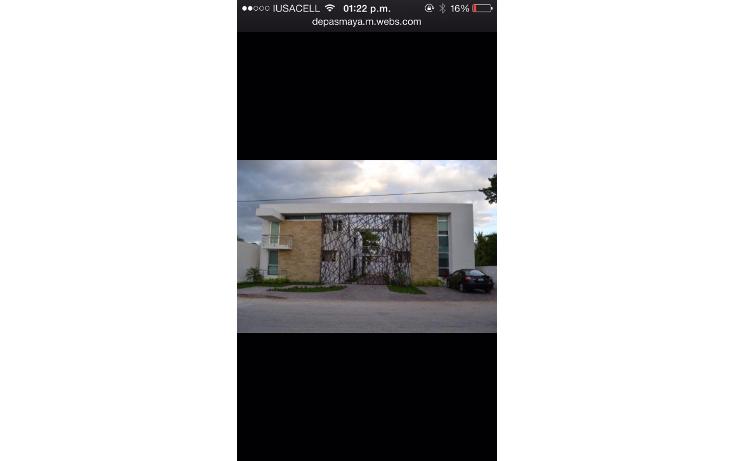 Foto de departamento en renta en  , maya, m?rida, yucat?n, 948049 No. 02