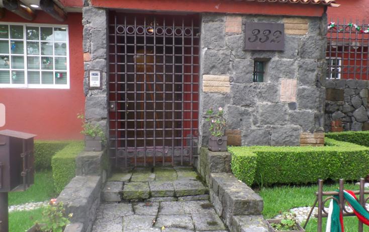 Foto de casa en venta en  , jardines del ajusco, tlalpan, distrito federal, 1521053 No. 01