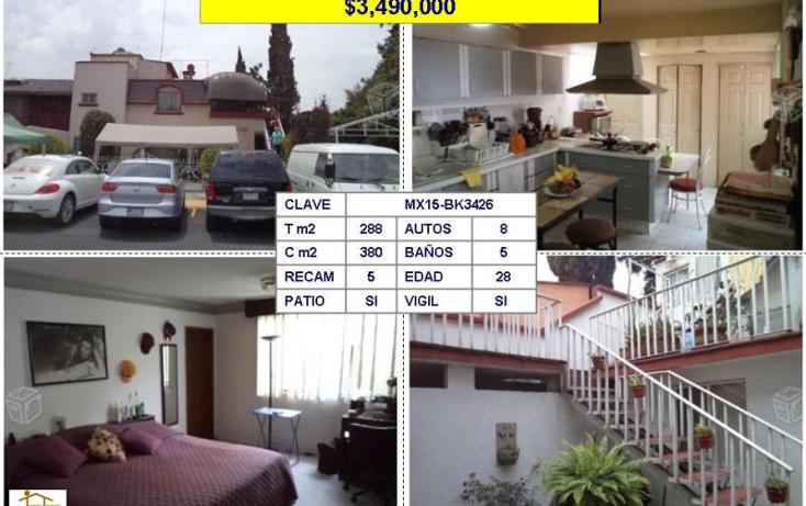 Foto de casa en venta en  , mayorazgos de los gigantes, atizap?n de zaragoza, m?xico, 1431415 No. 01