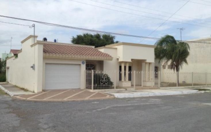 Foto de casa en venta en mayran esq, lago cuitzeo 1, valle alto, reynosa, tamaulipas, 491023 No. 01
