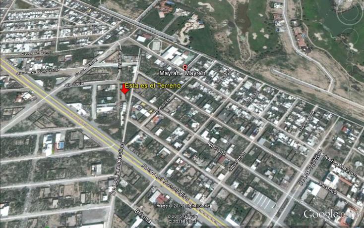 Foto de terreno habitacional en venta en  , mayrán, torreón, coahuila de zaragoza, 1040907 No. 01