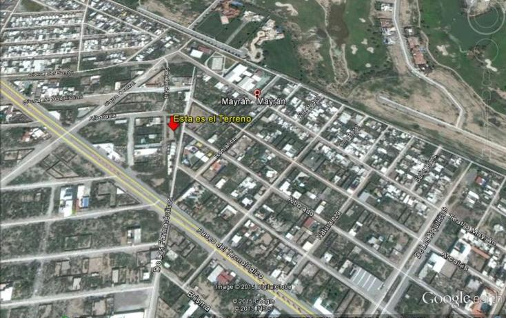 Foto de terreno habitacional en venta en  , mayrán, torreón, coahuila de zaragoza, 900405 No. 05