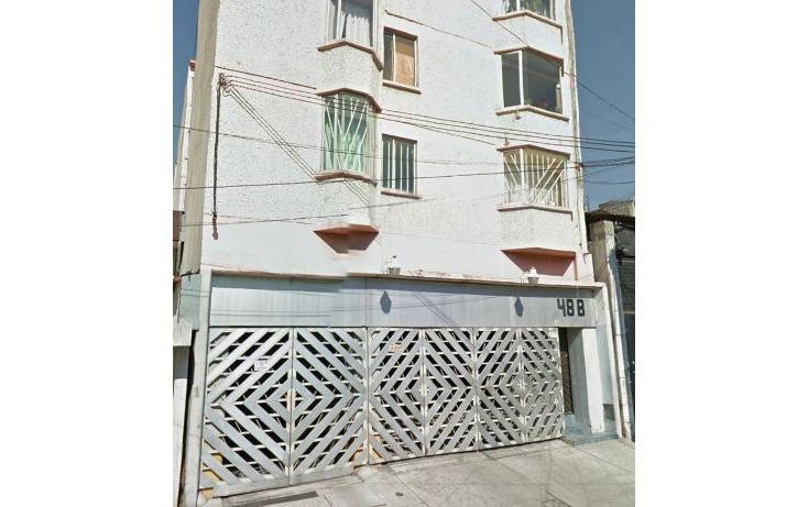 Foto de departamento en venta en  , maza, cuauhtémoc, distrito federal, 1263925 No. 01